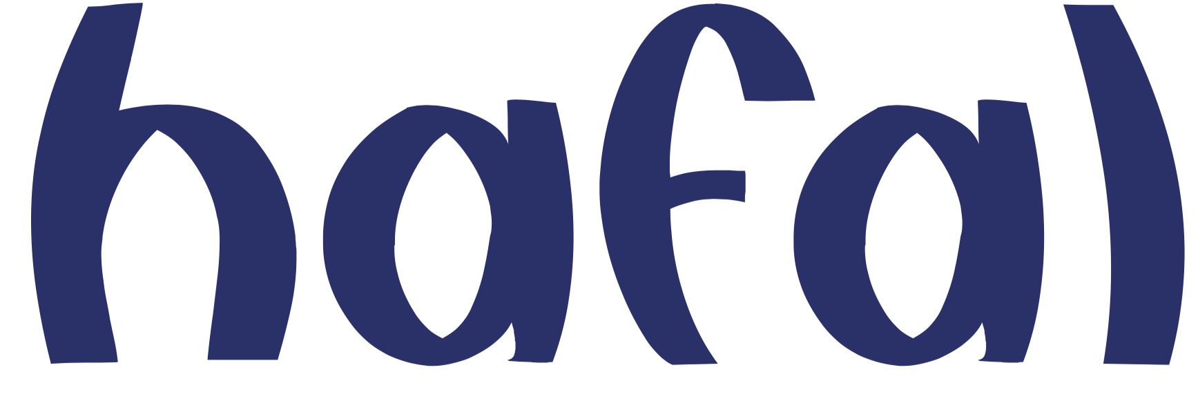 Hafal Logo